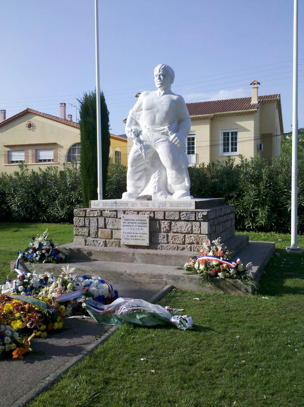 Resistance Memorial Draguignan
