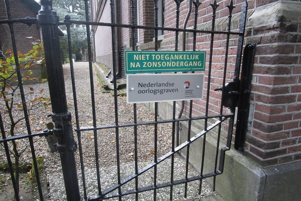 Dutch Reformed Cemetery Voorschoten