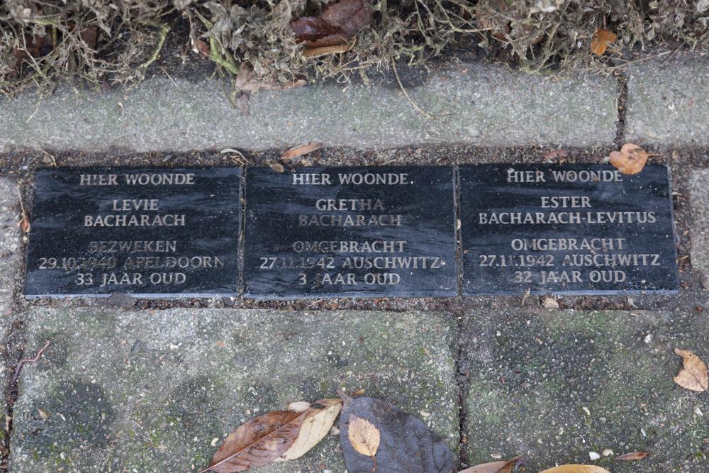 Memorial Stones Abrikozenweg 23