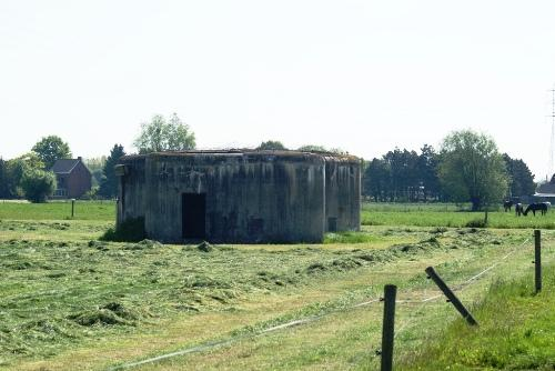 KW-Linie - Bunker P15