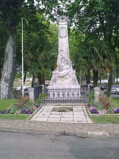 War Memorial Aire-sur-l'Adour