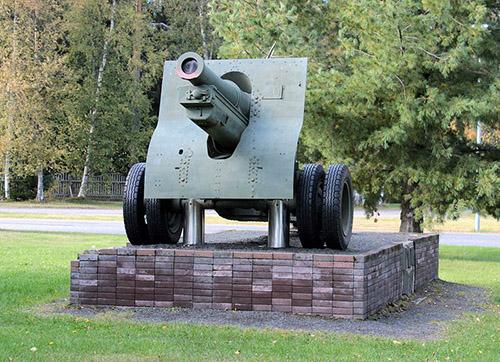 155 mm M1917 Schneider Howitser