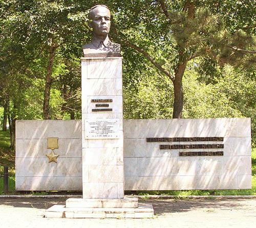 Memorial General Dmitry Karbyshev