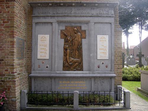 War Memorial Ramskapelle