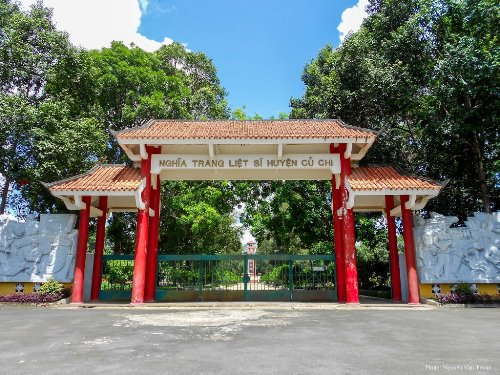 Militaire Begraafplaats Cu Chi