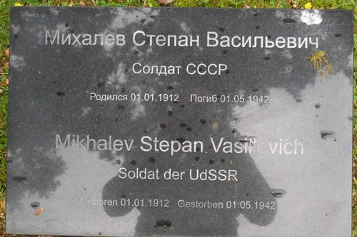 Camp Cemetery Stalag XD 310