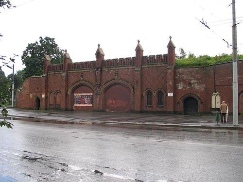 Festung Königsberg - Friedländer Tor