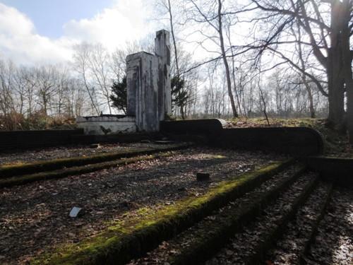 Monument Ontploffing Fort Van Brasschaat