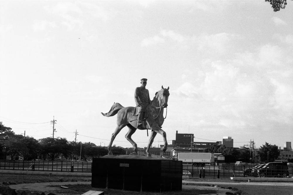 Monument Veldmaarschalk Yamagata Aritomo