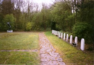 Nederlandse Oorlogsgraven IJmuiden