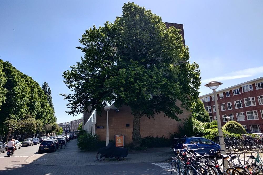 Monument Lindenboom Kinderdijkstraat