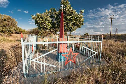 Former Execution Site Tryetiy Samostroy