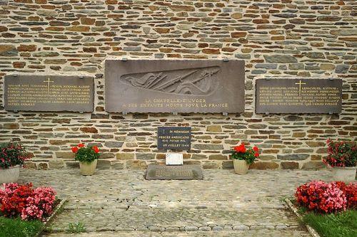 Oorlogsmonument La Chapelle-en-Juger