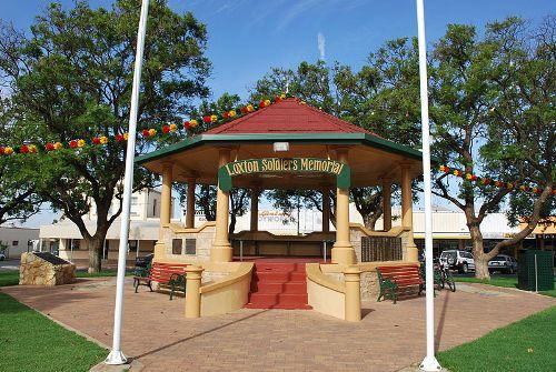 Remembrance Rotunda Loxton