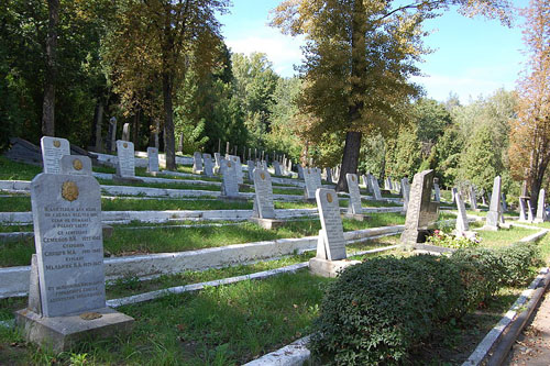 Soviet War Graves Baikove