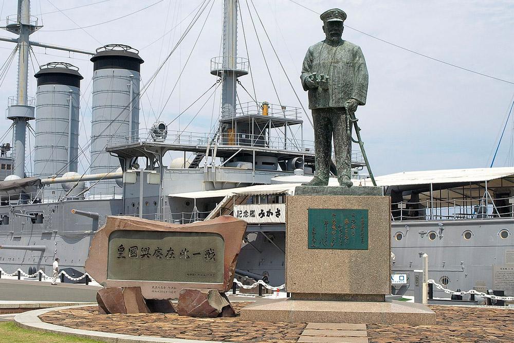 Monument Admiraal Togo Heihachiro