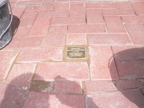 Stumbling Stone Holm 39