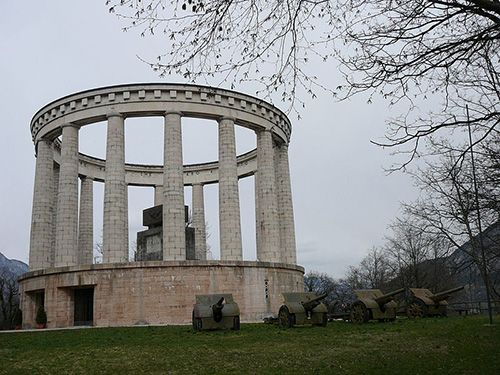 Mausoleum van Cesare Battisti