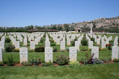 Commonwealth War Cemetery Suda Bay