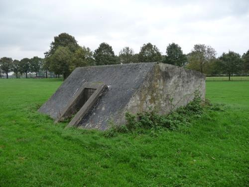 Group Shelter Type 1918/I Rhijnauwen