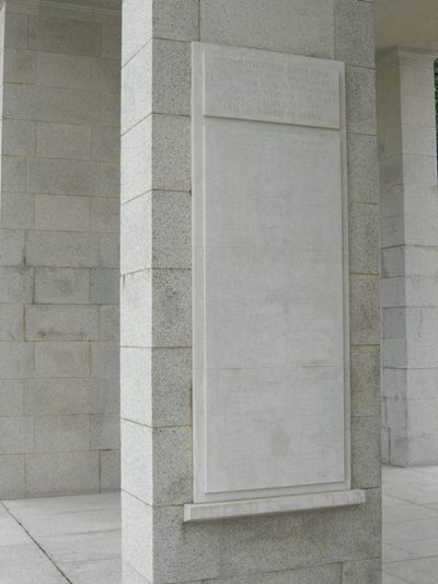 Commonwealth Memorial for Graves in China