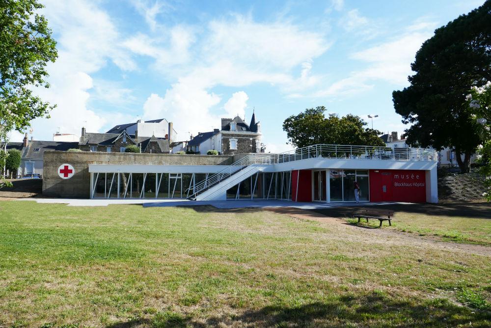 Museum Le Blockhaus Hôpital des Sables d''Olonne