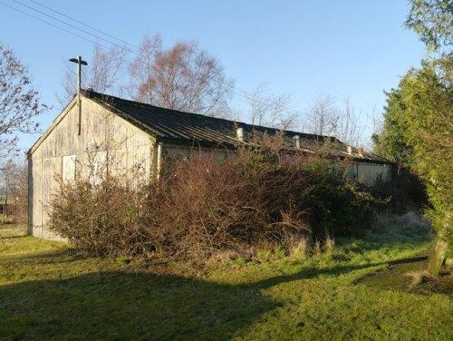 Gebouw Krijgsgevangenenkamp Hallmuir