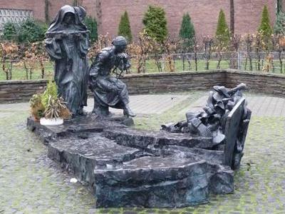 Monument Edith Stein