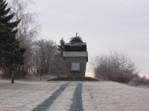Liberation Memorial (T-34/85 Tank) Starovičky