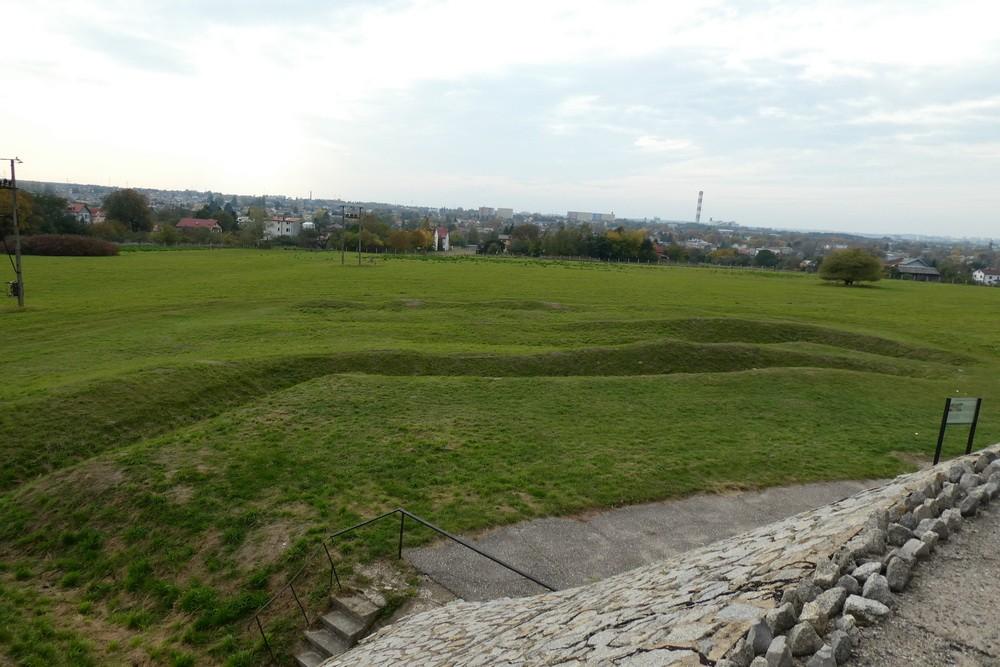 Execution Pits Majdanek