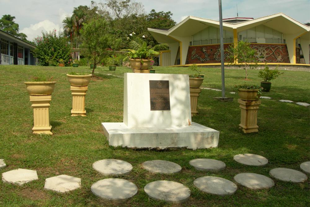 Memorial Japanese POW Camp Batu Lintang