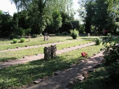 German War Graves Bad Bergzabern