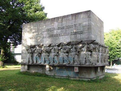 Memorial 76th Infantry Regiment
