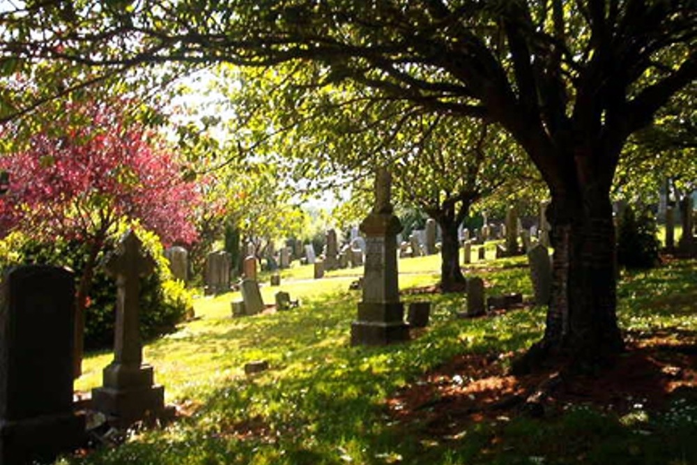 Commonwealth War Graves Cumbernauld Cemetery