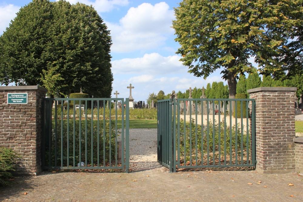 Commonwealth War Graves Kortrijk