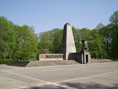 Mausoleum Russian Soldiers Ostrava