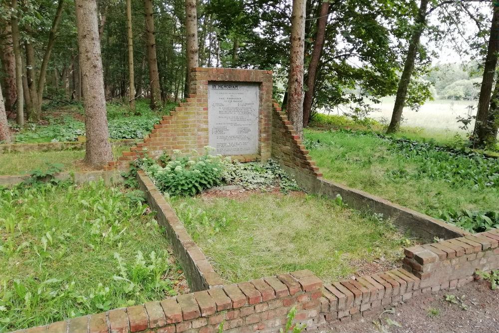 Memorial Vloeiweide Rijsbergen