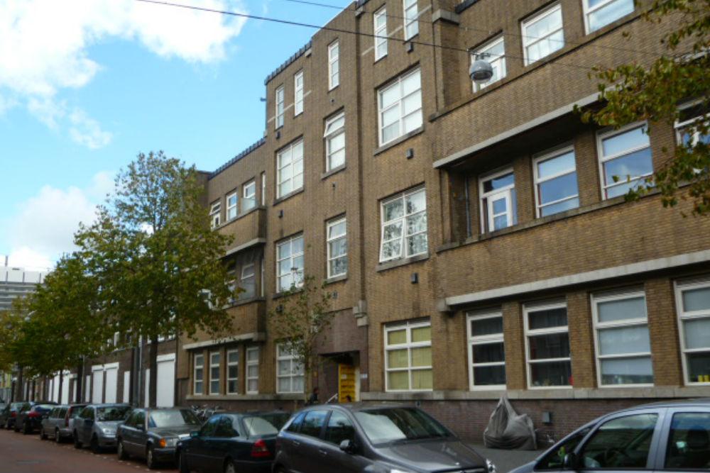 Former Jewish Orphanage