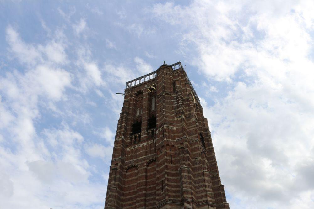 Bells Saint Lambertus Tower Vught