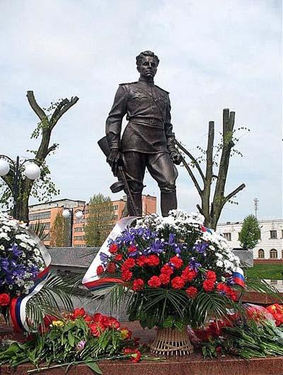 Monument Kapitein S.I. Gusev