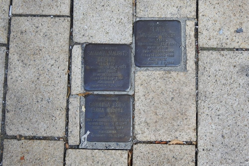 Stumbling Stones Tuinstraat 85