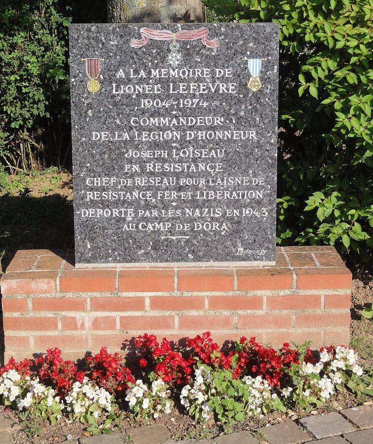 Memorial Lionel Lefevre