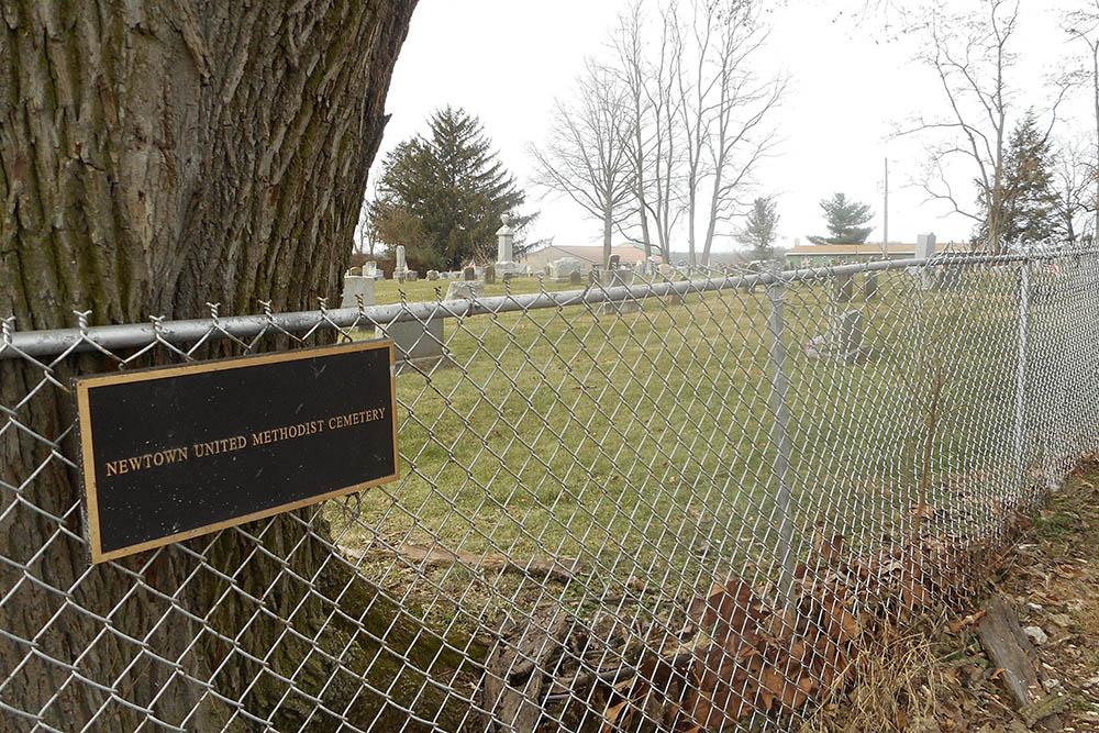 Amerikaans Oorlogsgraf Newtown United Methodist Cemetery