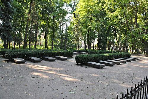 Soviet War Cemetery Ternopil