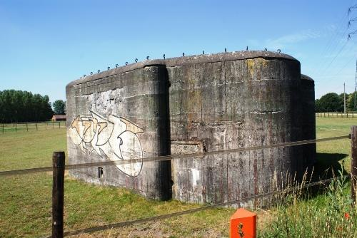KW-Linie - Bunker P45