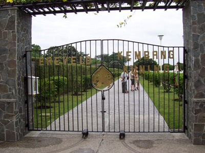 Dutch War Cemetery Kembang Kuning
