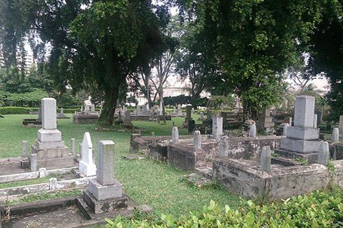 Japanse Begraafplaats Singapore
