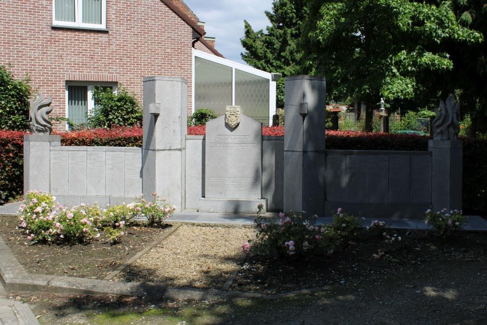 War Memorial Melsbroek