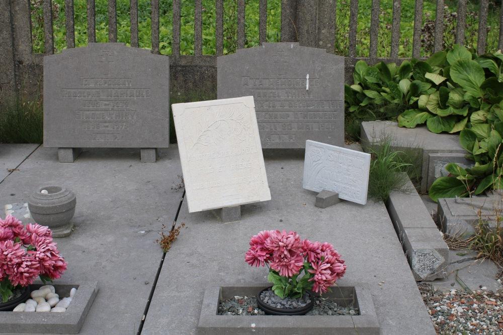 Belgian War Grave Pipaix