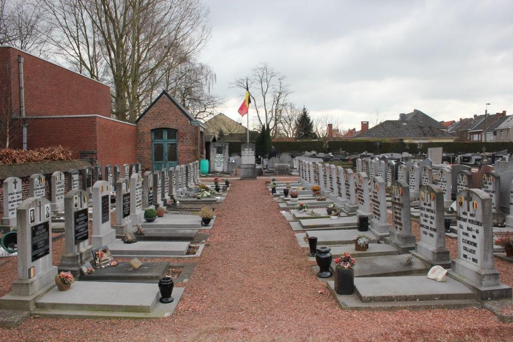 Veteran Cemetery Appels